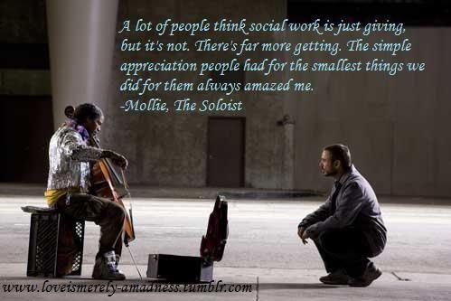 Social Work...my life's work!