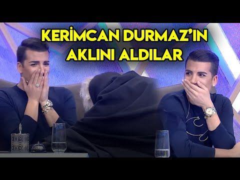 Kerimcan Durmaz In Aklini Alan Olay Korkudan Oluyordu Youtube Entertainment Sakalar Kuaforler