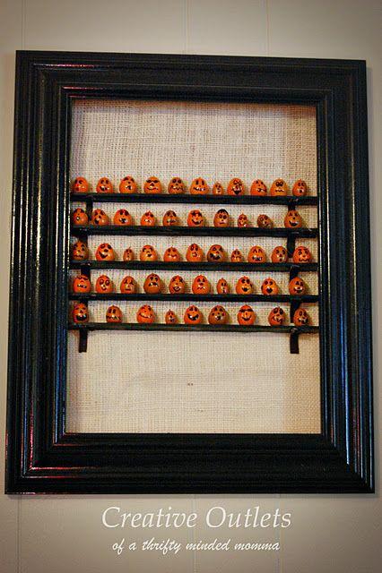 pumpkin acorn specimin art