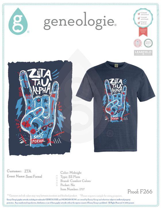 Geneologie Greek Tee Shirts Greek Tanks Custom
