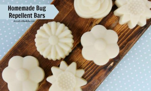 Homemade Bug Repellent Bars A Post From The Blog Coupons Deals And More On Bloglovin Homemade Bug Repellent Bug Repellent Insect Repellent Homemade