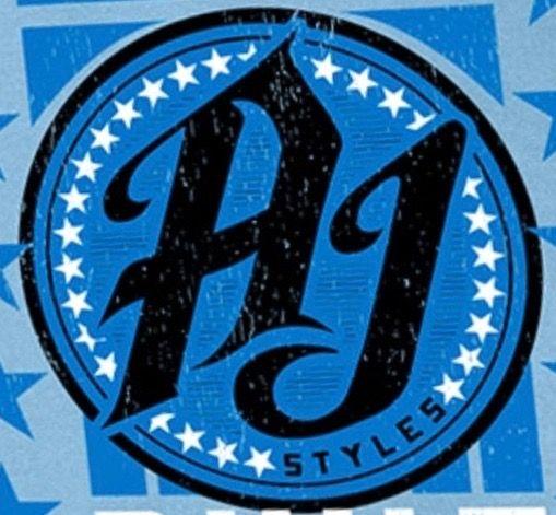 Aj Styles Logo 5 Wwe Aj Styles Wwe Logo Logos