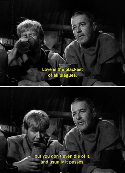 The Seventh Seal (1957, dir. Ingmar Bergman)