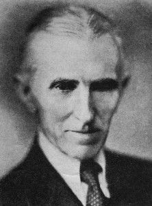 Nikola Tesla's Amazing Predictions for the 21st Century - Photo of Nikola Tesla which appeared in the February 9, 1935 issue of Liberty magazine