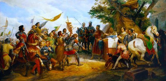 Артур Бретонский (1203 год)