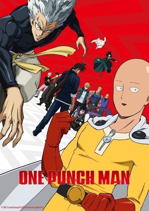 Regarder One Punch Man Streaming En Ligne Le Super Héros Le Plus Puissant Au Monde Est Capable De Tuer N One Punch Man 2 One Punch Man Poster One Punch Man