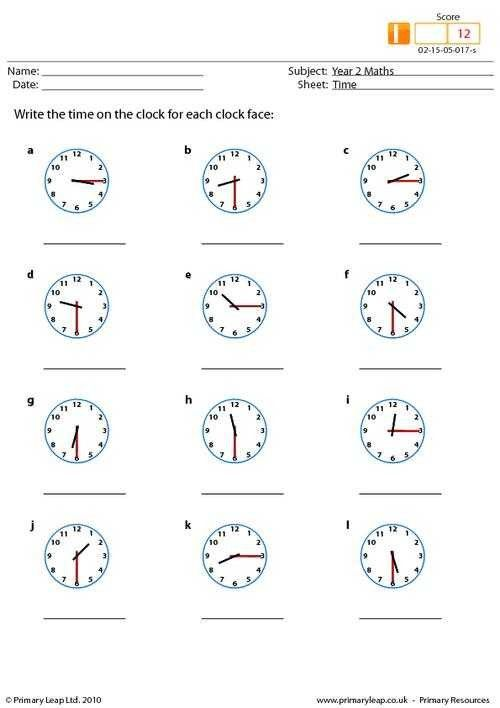 16 Quarter Past Time Worksheets Time Worksheets Worksheets For Kids Math Worksheet