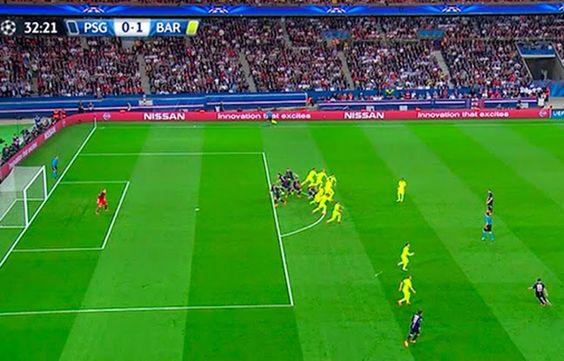 FC Barcelona: PSG-Barcelone: Petit pont, hors-jeu de poussin et ...