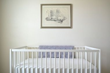 This Nursery for Baby Boy Has a Twist You Don't Normally See (PHOTOS) | The Stir