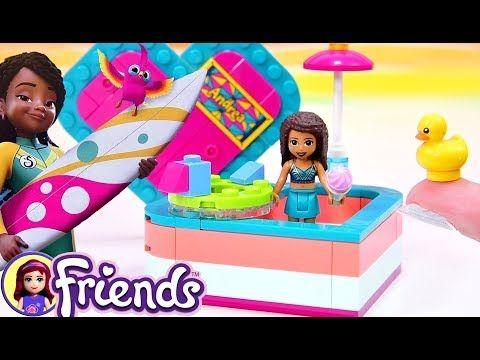 Lego Friends Build