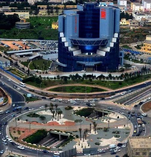 وهران الباهية. الجزائر