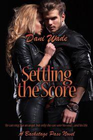 Backstage Pass Series, Backstage Pass Novel, Dani Wade