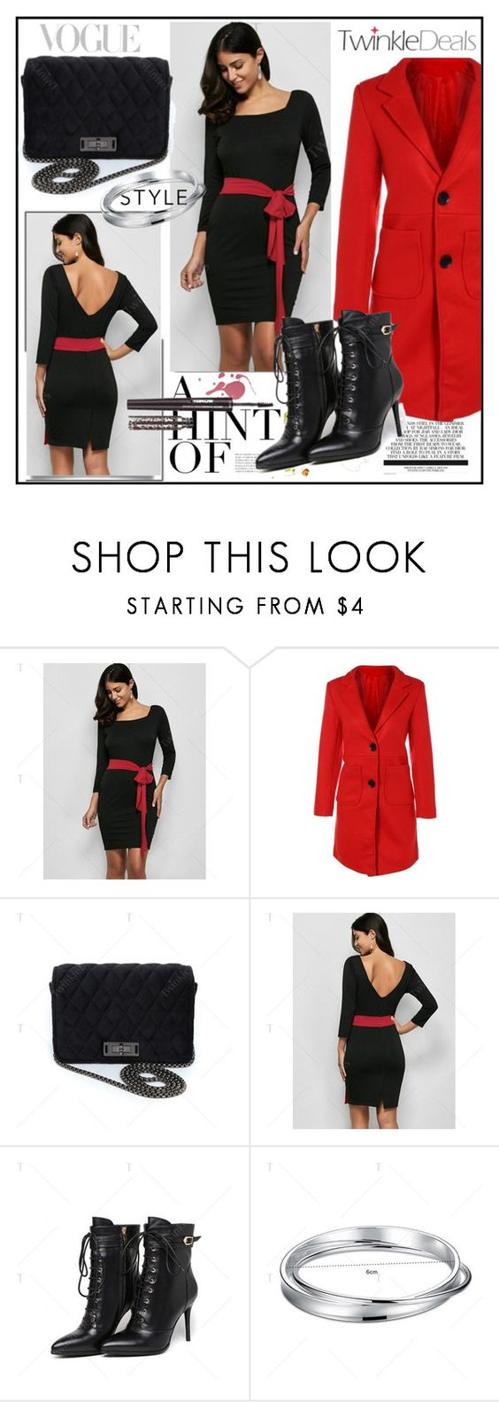 """Fashion"" by lip-balm ❤ liked on Polyvore featuring twinkledeals"