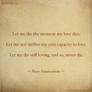 Mary Zimmerman Quote