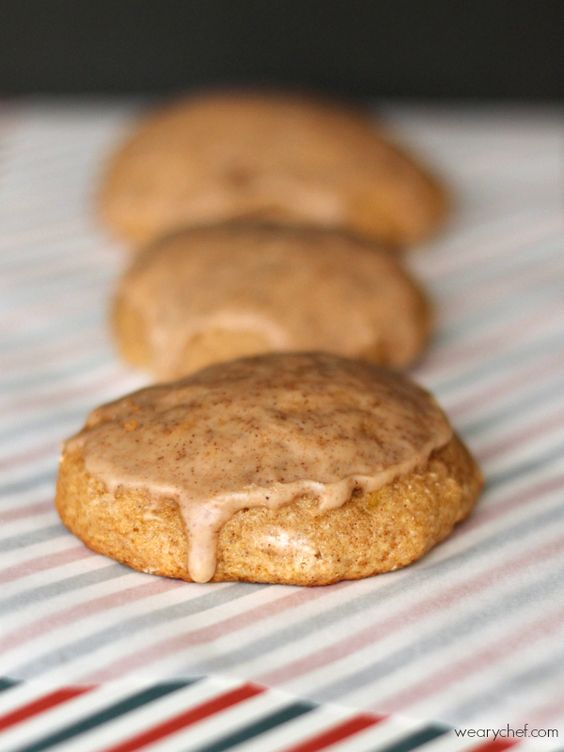Spice cake cookie recipes