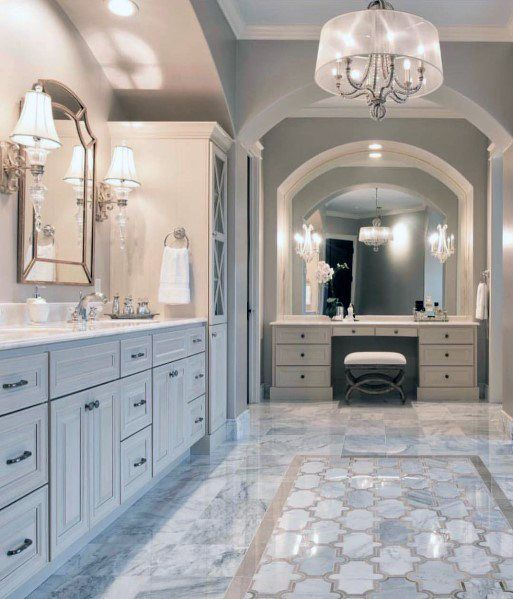 Master Bathroom Ideas – Just like your master bedroom, you ...