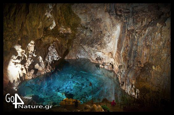 Αλεπότρυπα - Σπήλαιο Δυρού