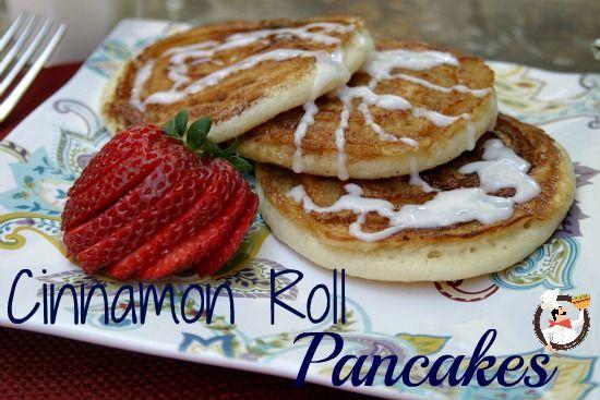 Cinnamon-Roll-Pancakes