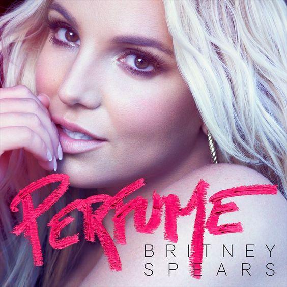 Britney Spears – Perfume (single cover art)