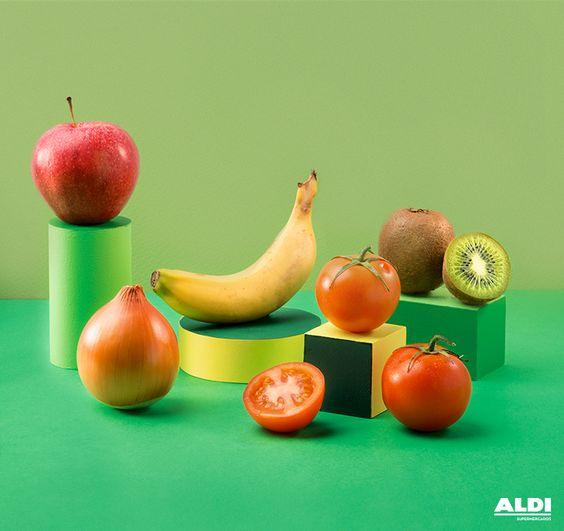 En este pódium, todos son ganadores #fruits #frutas
