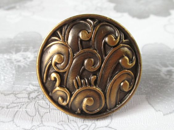 LynnsGraceland - Drawer Knobs Dresser Knob Antique Gold Brass, $6.00 (http://lynnsgraceland.mybigcommerce.com/drawer-knobs-dresser-knob-antique-gold-brass/)