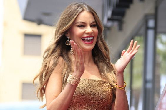 SOFIA VERGARA NET WORTH: $85 MILLION This Modern Family star highest paid television actress third year in a row. She earned $37 million last year which actually puts her higher than the highest paid television actor Ashton Kutcher.  Gets a great deal of money from her endorsement deals get her to that $37 million a year mark.