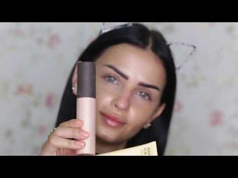 أرووع ميك اب تتوريال ممكن تشوفونه ساره الوادي Youtube Aesthetic Pictures Beauty Lipstick
