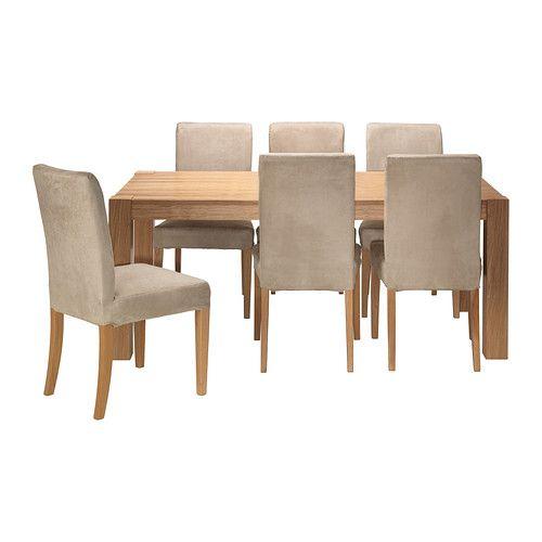 Mesas Sala De Jantar Ikea ~ complete eetkamerset eetkamerset ikea henriksdal mesa stole ikea ikea