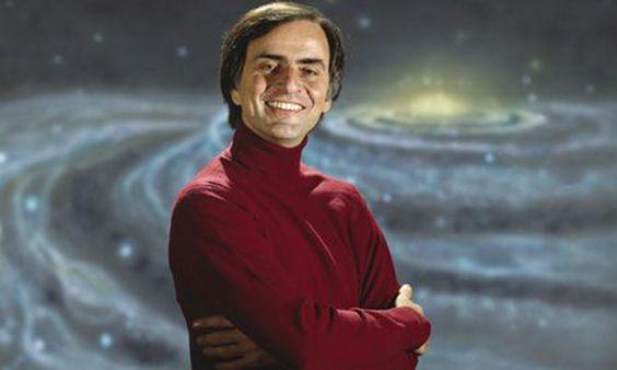 Carl Sagan - Em Cosmos