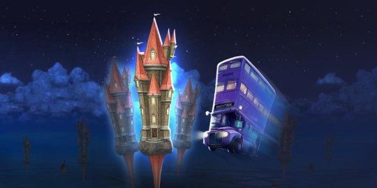 Harry Potter Wizards Unite To Support Remote Play With The Knight Bus Harry Potter Games Harry Potter Wizard Niantic