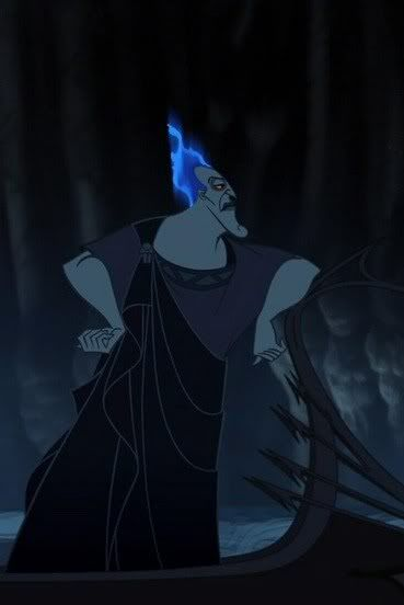Hades disney, Hercules and Togas on Pinterest