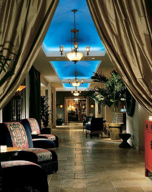 Hotel zaza dallas grand gallery interior design by - Interior design dallas texas ...