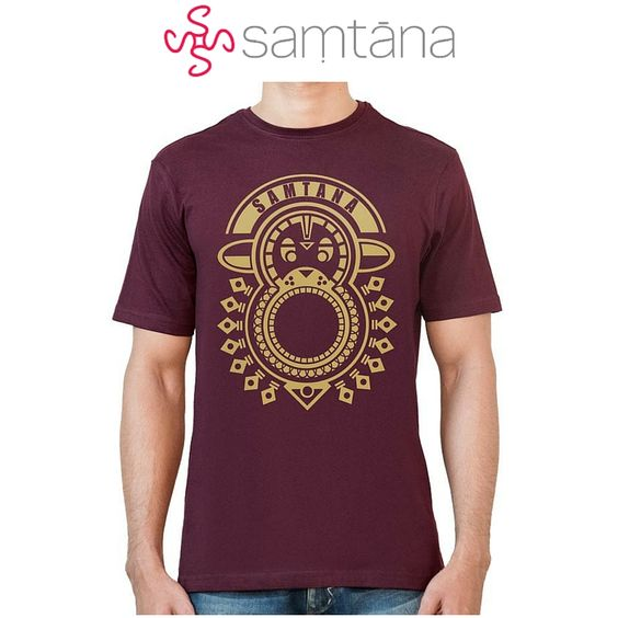 #TShirts  #Tees  Aztec Monkey by Dean Horror. Printed T-Shirts for Men. Buy Now to get Rs.150 off your purchase!