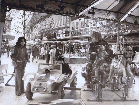 Die Grupenstraße nahe der Altstadt im Jahr 1972 | Quelle: Hauschild