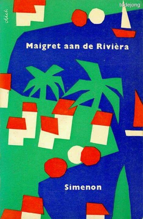 Dick Bruna // book cover // graphic design inspiration