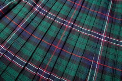 Pattern for Making a Kilt