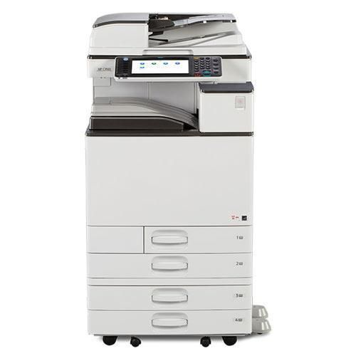 Ricoh Mp C3003 Color Copier Machine Network Print Scanner Fax Copy Mfp 11x17 Ricoh Printer Multifunction Printer Scanner