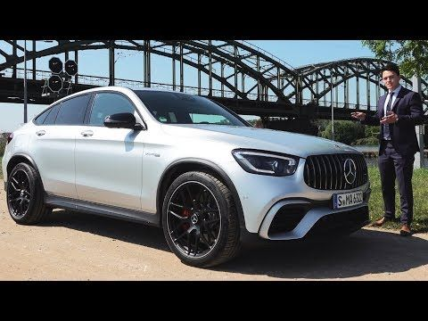 2020 Mercedes Amg Glc63 S Coupe Brutal Drive Review 4matic