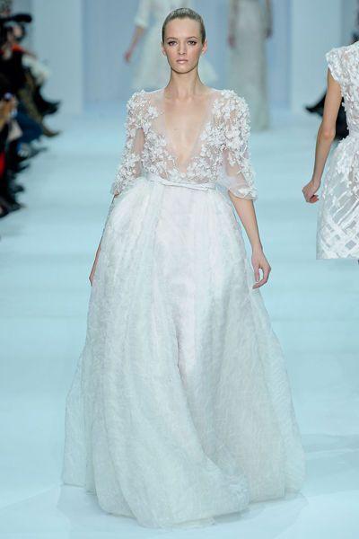 ... pour votre robe de mariée  Photo Style, Mariage and Elie Saab
