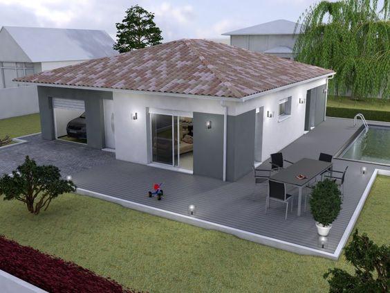 Maison Laure - \ DEMEURES ET COTTAGES ® // Constructeur de maisons individuelles