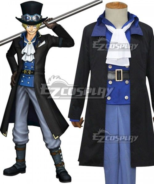 ONE PIECE Sabo cosplay shoes Boots Custom Made
