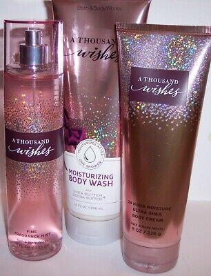 Victoria's Secret Fragrance Wash Gel