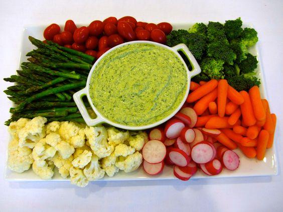 Zesty Green Goddess Dip - Chef Kerri Anne  http://chefkerrianne.blogspot.com/2014/05/recipe-zesty-green-goddess-dip.html