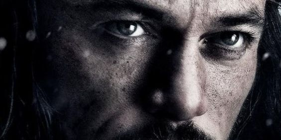 Luke Evans' Bard the Focus of New Poster for 'The Hobbit: The Battle of the Five Armies' | MovieNewsPlus.com