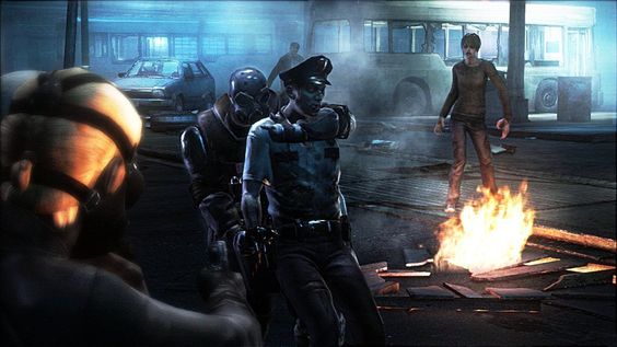 Resident Evil Operation Raccoon City Video Game Screenshot