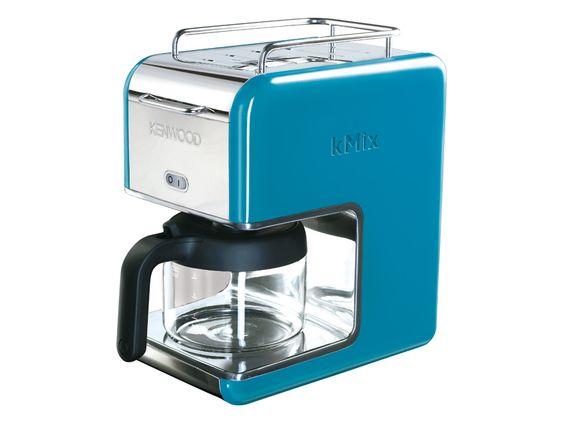 The blue kMix Coffee Maker CM023