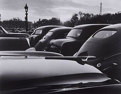 Willy Ronis, Place de la Concorde, Paris  #ronis #placedelaconcorde #paris #lempertz