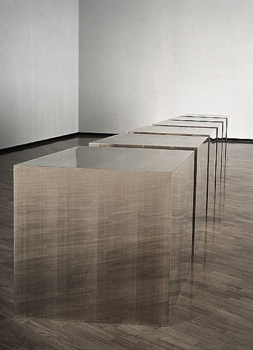 donald judd: Donald O'Connor, Boxes 1974, Sculpture Installation, Donald Judd, Installation Art, Art Installations, Judd Art