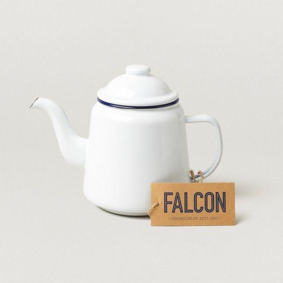 Enamel Teapot | Tisch | for mom only | babyssimo!