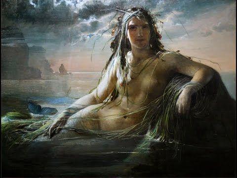 ASMR Español - El Mito de las Sirenas - YouTube